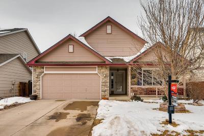 Castle Rock Single Family Home Under Contract: 5421 Spruce Avenue