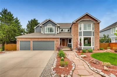 Highlands Ranch Single Family Home Active: 2066 Glenhaven Drive