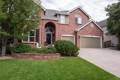 Highlands Ranch Single Family Home Under Contract: 9662 Beacon Hill Court