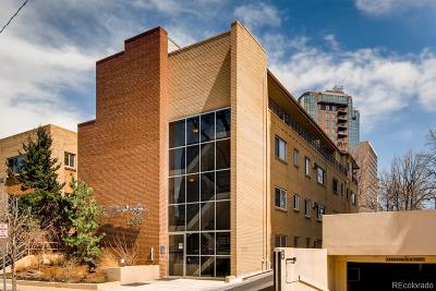 Denver Condo/Townhouse Under Contract: 1260 North Humboldt Street #6