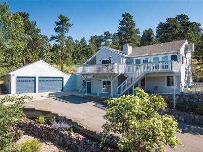 Evergreen Single Family Home Active: 30115 Roan Drive