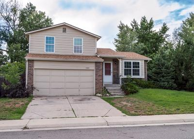 Littleton Single Family Home Active: 8826 West Teton Circle
