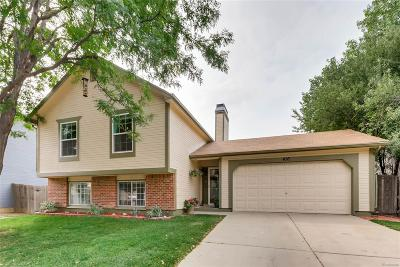 Broomfield Single Family Home Under Contract: 416 Hickory Street