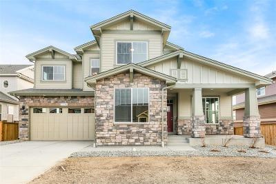 Broomfield County Single Family Home Active: 17140 Lipan Drive