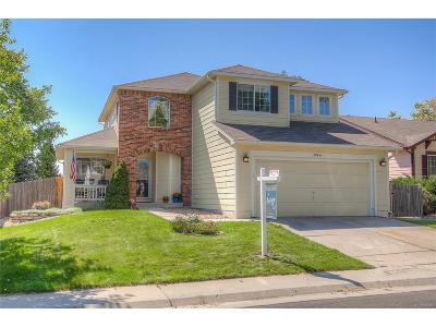 Broomfield Single Family Home Active: 4960 Yates Court