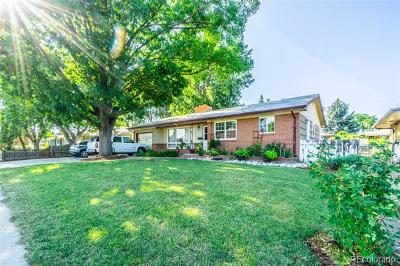 Boulder County Single Family Home Active: 1432 Mountain View Avenue