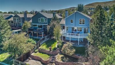 Golden CO Single Family Home Active: $700,000