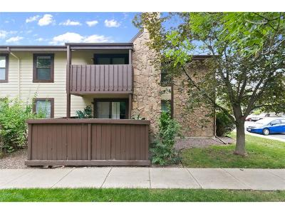 Arvada Condo/Townhouse Under Contract: 7740 West 87th Drive #M