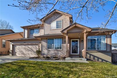Brighton Single Family Home Under Contract: 12245 North Ivanhoe Court
