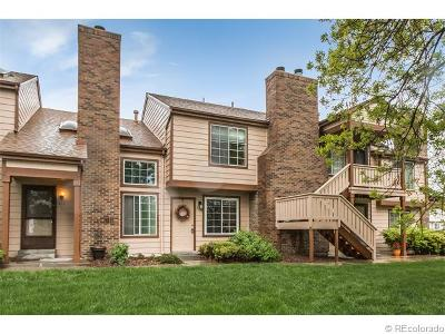 Highlands Ranch Condo/Townhouse Sold: 815 Summer Drive #5-C