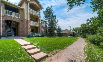 Littleton Condo/Townhouse Active: 1641 West Canal Circle #712