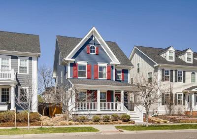 Denver Single Family Home Under Contract: 3399 Alton Street