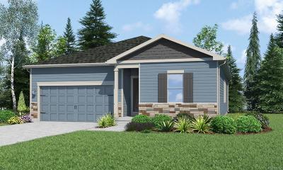 Frederick Single Family Home Under Contract: 7135 Shavano Circle
