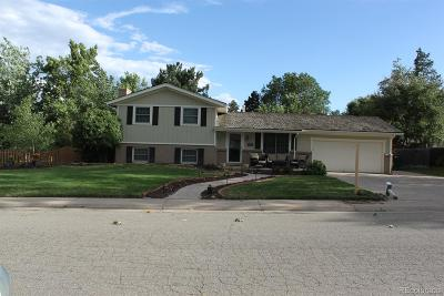 Jefferson County Single Family Home Active: 6140 West Maplewood Place