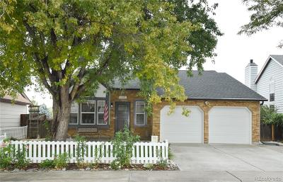 Arvada Single Family Home Active: 13391 West 65th Avenue