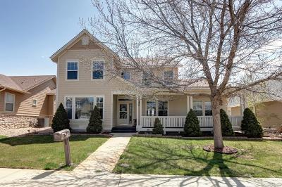 Summit View Estates Single Family Home Under Contract: 5106 Dvorak Circle