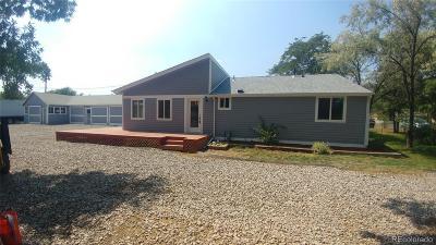 Wheat Ridge Single Family Home Active: 10540 West 47th Avenue