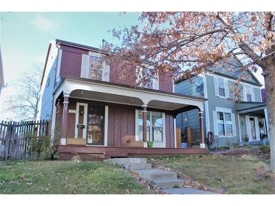 Denver Single Family Home Active: 2671 Osceola Street