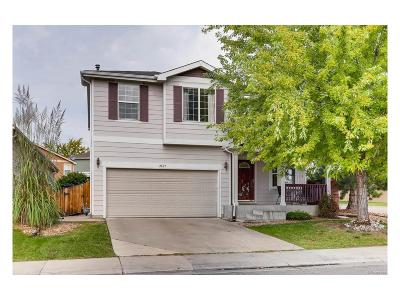 Northglenn Single Family Home Under Contract: 2827 East 109th Avenue