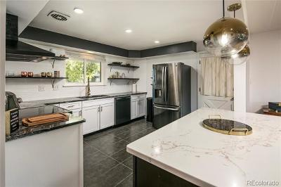 Denver Single Family Home Active: 2711 South Lowell Boulevard