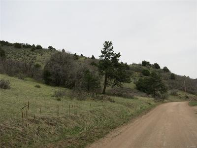 Jefferson County Residential Lots & Land Active: 034198 North Canyon Road