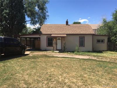 Denver Single Family Home Under Contract: 703 Vrain Street