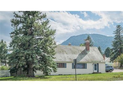 Estes Park Single Family Home Active: 1030 North Saint Vrain Avenue