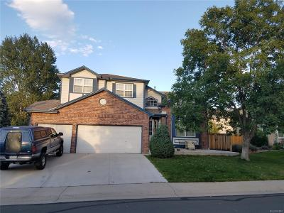 Castle Rock CO Single Family Home Under Contract: $465,000