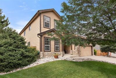 Parker Single Family Home Under Contract: 10505 Mount Columbia Place