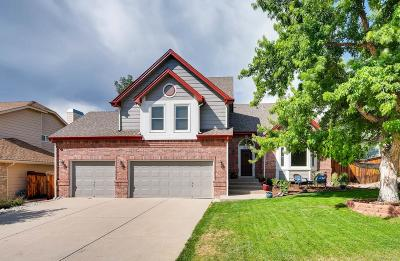 Highlands Ranch Single Family Home Under Contract: 6353 Columbia Drive