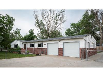 Golden Single Family Home Under Contract: 5020 Flora Street