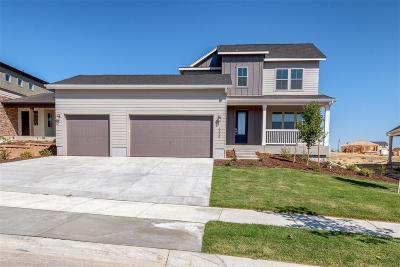 Firestone Single Family Home Active: 4555 Colorado River Drive