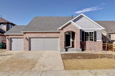 Aurora Single Family Home Active: 4811 South Tempe Street