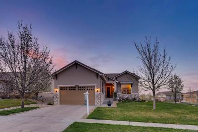 Broomfield Single Family Home Active: 16484 Aliante Drive