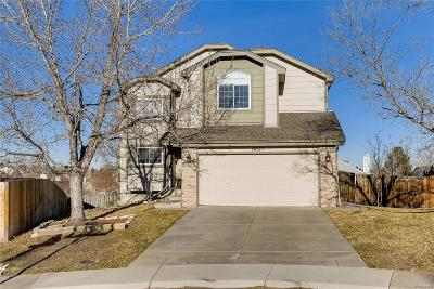 Centennial Single Family Home Under Contract: 20377 East Powers Lane