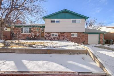 Northglenn Single Family Home Under Contract: 1272 Beth Lane