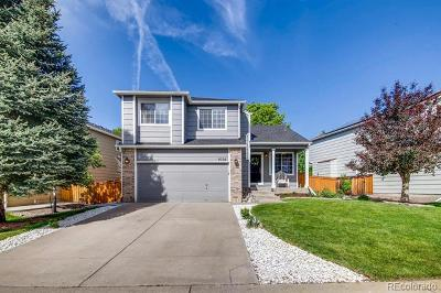 Highlands Ranch Single Family Home Active: 9705 Canberra Drive