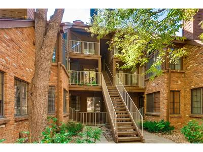 Lakewood Condo/Townhouse Under Contract: 828 South Vance Street #C