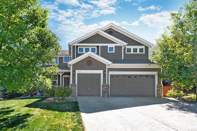 Castle Rock Single Family Home Under Contract: 7414 Halite Court