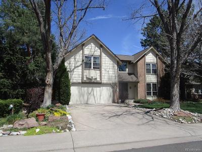 Aurora CO Single Family Home Active: $454,900