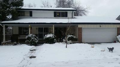 Single Family Home Active: 2972 South Whiting Way