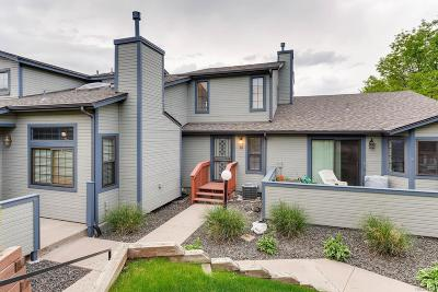 Lakewood Condo/Townhouse Under Contract: 9133 West Cedar Drive #E