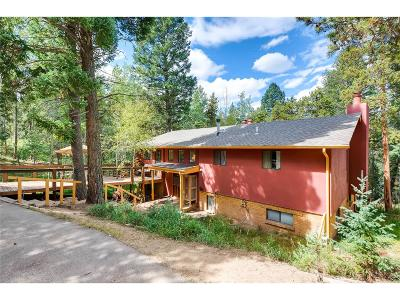 Conifer Single Family Home Active: 28375 Squirrel Lane