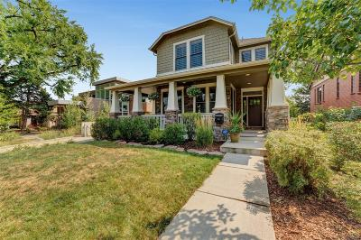 Denver Single Family Home Active: 650 Ivanhoe Street