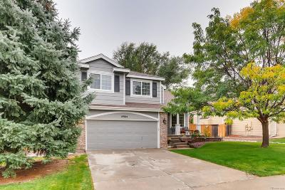 Parker Single Family Home Under Contract: 15984 Rock Crystal Drive