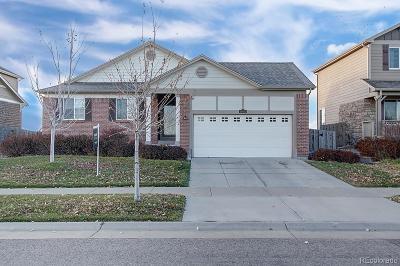 Aurora CO Single Family Home Active: $315,000