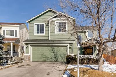 Highlands Ranch Single Family Home Under Contract: 9590 Parramatta Place