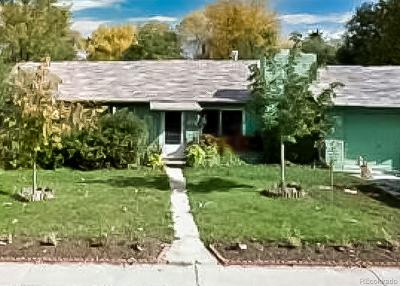 Denver Single Family Home Under Contract: 1152 South Patton Court