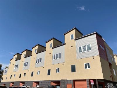Condo/Townhouse Active: 4431 Tennyson Street #2