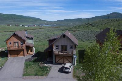 Routt County Single Family Home Active: 23710 Sagebrush Circle